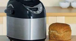 Как самостоятельно выбрать хлебопечку