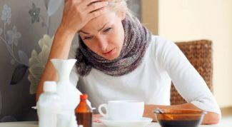 Какие продукты нужно употреблять при простуде или гриппе
