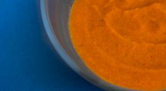 Как сделать суп-пюре из чечевицы и запеченных овощей