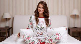 Как выбрать пижаму