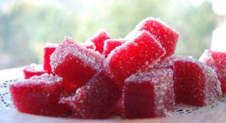 Как приготовить легкий десерт: клубничный мармелад на агар-агаре