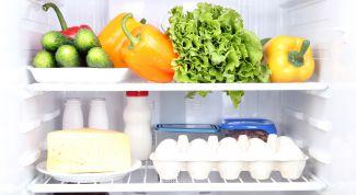 Как правильно хранить пищевые продукты в холодильнике