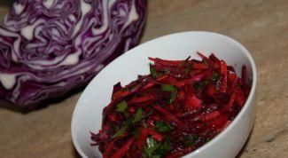 Краснокочанная капуста: польза, вред и рецепты приготовления