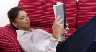 Почему вредно читать лежа