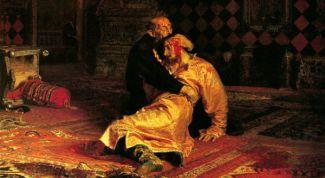 Кто убил сына Ивана Грозного: загадки истории