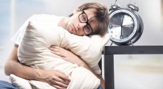 Какие бывают причины хронического недосыпа