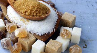 Как легко отказаться от сахара