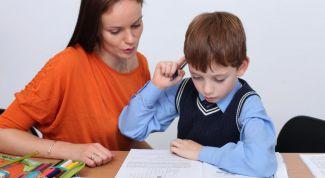 Нужно ли учить уроки вместе с ребенком