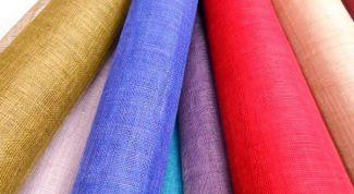 Как называется материал для шляп из абаки?