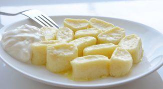 Вкусный завтрак: как приготовить ленивые вареники за 15 минут