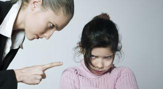 Как наказать ребенка за плохое поведение правильно