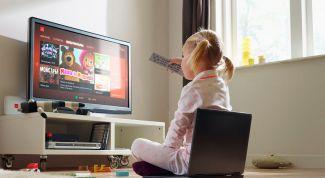 Как отучить ребенка от постоянного просмотра телевизора