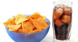 Какие продукты питания опасны для молодости и красоты