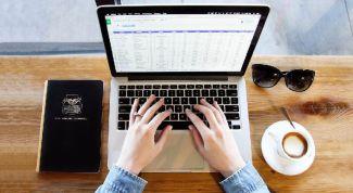Как посчитать сумму столбца в Excel