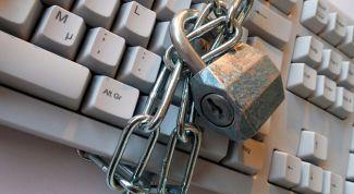 Как установить пароль на документ в формате word