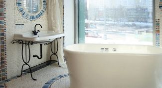 расположить ванную по правилам фэн-шуй