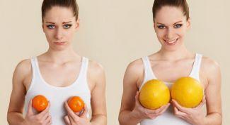 Особенности крема для увеличения груди