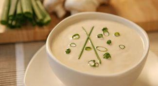 Как приготовить крем-суп без сливок и масла