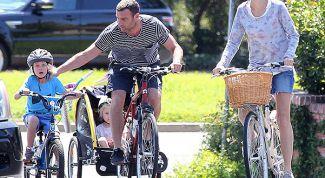 Школа для родителей: велопрогулка как элемент воспитания сына