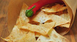 Как приготовить домашние чипсы из лаваша