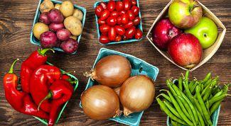 Как сохранить свежесть овощей и фруктов