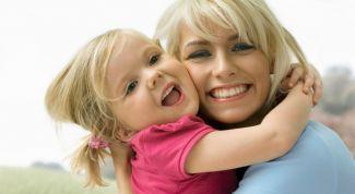 Как наладить отношения с маленьким ребенком