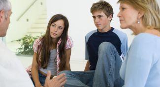 Как подросткам найти общий язык с родителями