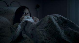 Как побороть ночные кошмары