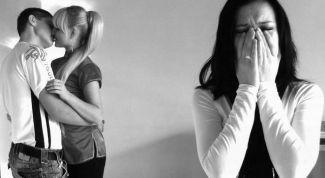 Как поступить, если у мужа есть другая женщина