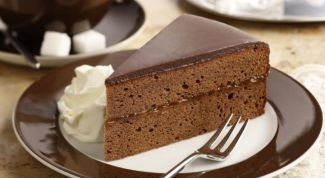 """Как приготовить классический торт """"Захер"""""""