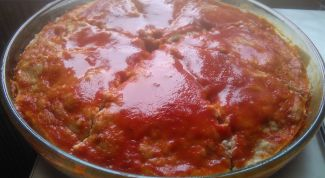 Как приготовить запеканку мясную с гречкой