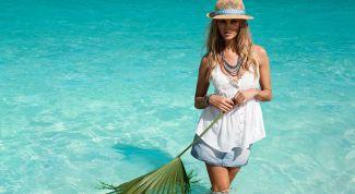 Как оставаться модной и стильной на пляжном отдыхе
