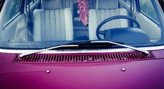 Почему скрипят дворники автомобиля?