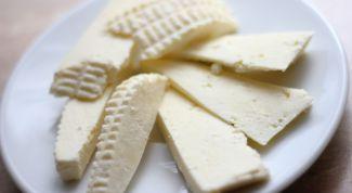 Какие блюда можно приготовить из адыгейского сыра