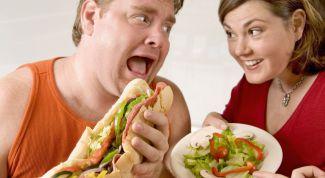 питаться при ожирении