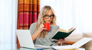Как организовать себя и настроить на работу в интернете