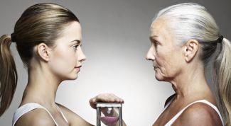 Как правильно относиться к процессу старения
