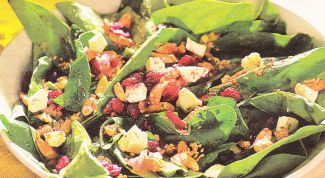 Как просто приготовить легкий салат из фасоли