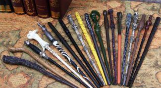 Как самостоятельно сделать волшебную палочку Гарри Поттера