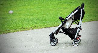 Как выбрать для малыша прогулочную коляску