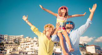 Как спланировать семейное путешествие