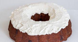 Как испечь клюквенный кекс