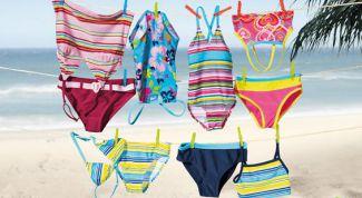 Как стирать купальники и ухаживать за ними