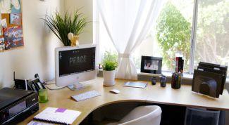 Как преобразить свое рабочее место