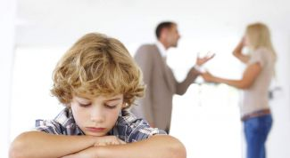 Как вести себя с ребенком после развода