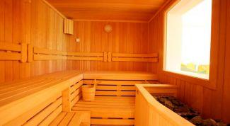 Как утеплить баню или сауну