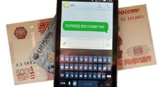 Как перевести деньги с карты на карту Сбербанка через номер 900