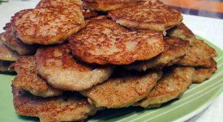 Как приготовить лепешки с фаршем из мяса индейки