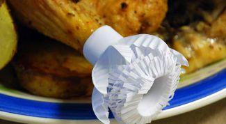 Как приготовить домашнюю курицу с грибами в духовке