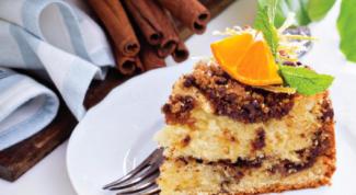 Как приготовить сметанный кекс